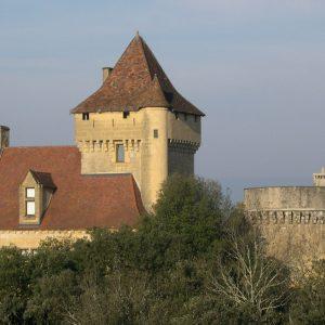 Château privé à Rocanadel (24) - chantier Socoba