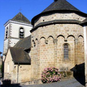 Eglise de Vignols - chantier Socoba