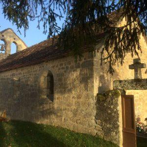 Saint Julien Maumont - chantier Socoba