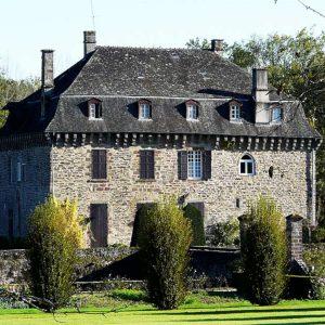 Château du Saillant - chantier SOCOBA