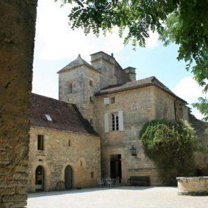 Château privé de Clermont Concores (46) - chantier Socoba